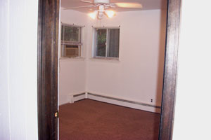 Centerport 1 Bedroom Apartment - Bedroom - RENTED