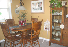 East Northport New Rental Listing - Dining Room