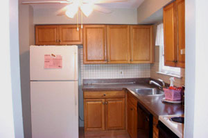 East Northport Second Floor Apartment - Eat-in Kitchen - RENTED