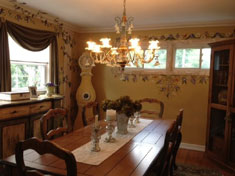 South Huntington Ranch - Formal Dining Room - SOLD